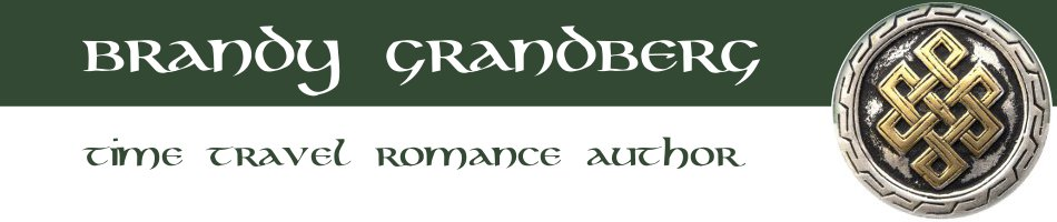 Brandy Grandberg – Time Travel Romance Author